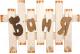 Вешалка для бани Банная Линия Баня / 12-495 -