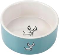 Миска для животных Beeztees Limi / 651521 (голубой) -