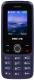 Мобильный телефон Philips Xenium E117 (темно-синий) -