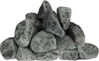 Камни для бани No Brand Габбро-диабаз обвалованный (мелкий) -