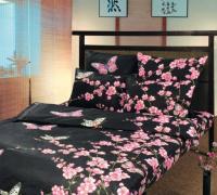 Комплект постельного белья Моё бельё Сакура 9185/1 2 -