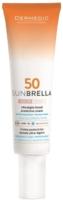 Крем солнцезащитный Dermedic Sunbrella Ультралегкий защитный тонирующий SPF50 (40г) -