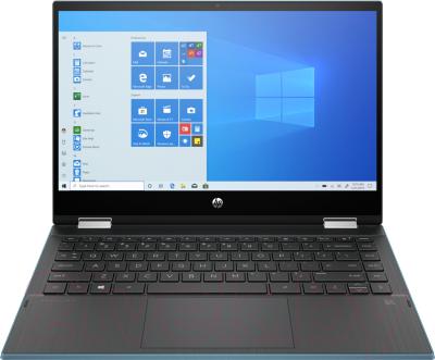 Ноутбук HP Pavilion x360 14-dw1007ur (2X2R4EA)