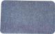 Коврик грязезащитный No Brand York 80x120 / 400-044 (серый) -