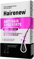 Набор косметики для волос Hairenew Против выпадения волос форте (30мл+10мл) -