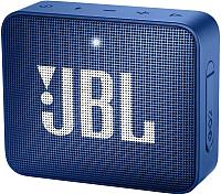 Портативная колонка JBL Go 2 (синий) -