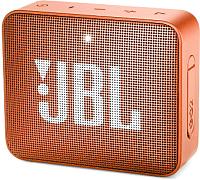 Портативная колонка JBL Go 2 (оранжевый) -