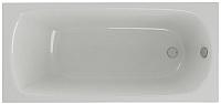 Ванна акриловая Aquatek Ника 170x75 R (с экраном и каркасом) -