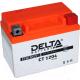 Мотоаккумулятор DELTA AGM СТ 1204 YB4L-B / YB4L-A / YTX4L-BS (4 А/ч) -