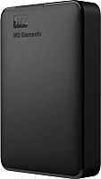 Внешний жесткий диск Western Digital Elements Portable 4TB (WDBU6Y0040BBK-WESN) -