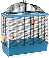 Клетка для птиц Ferplast Palladio 4 / 52059817 (голубой) -