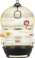 Клетка для птиц Ferplast Bali Antique Brass / 51018802 -