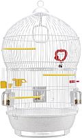 Клетка для птиц Ferplast Bali / 51018811 (белый) -