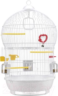 Клетка для птиц Ferplast Bali / 51018811 (белый)