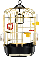Клетка для птиц Ferplast Regina Antique Brass / 51049802 -