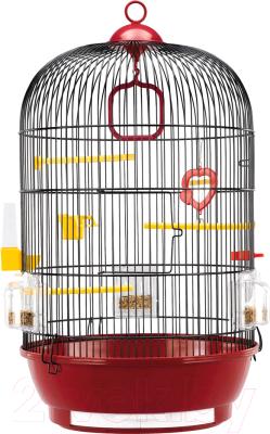 Клетка для птиц Ferplast Diva / 51056811 (черный)