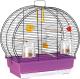 Клетка для птиц Ferplast Luna 2 / 52005517W2 (черный) -