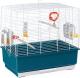 Клетка для птиц Ferplast Rekord 3 / 52009801 (белый/синий) -