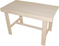 Стол для бани Банная Линия 12-805 (140x56x73) -