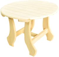 Стол для бани Банная Линия Фигурный 12-814 (60x50) -