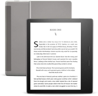 Электронная книга Amazon Kindle Oasis (8Gb, графитовый) -