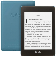 Электронная книга Amazon Kindle Paperwhite (32Gb, синий) -