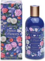 Гель для душа L'Erbolario Танец цветов (250мл) -
