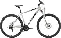 Велосипед STARK Hunter 29.2 D 2021 (22, серый/черный) -