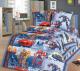 Комплект постельного белья Магия Сна Роботы 11432/1 1.5 (1 наволочка 70x70) -