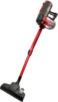 Вертикальный пылесос Ginzzu VS118 (красный/серый) -
