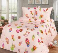 Комплект постельного белья Магия Сна Сластена 11958/1 1.5 (1 наволочка 70x70) -