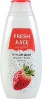 Гель для душа Fresh Juice Superfood Strawberry & Chia (400мл) -