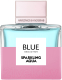 Туалетная вода Antonio Banderas Aqua Sparkling Blue Seduction (100мл) -