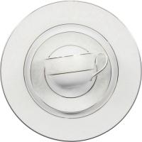 Набор столовой посуды Cmielow i Chodziez Yvonne Edgar / E373-1023090 (23пр) -