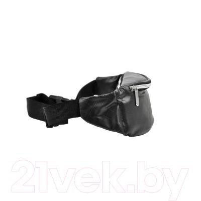 Сумка на пояс Cedar Loren / CWB-01 (черный)