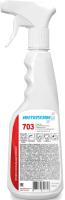 Чистящее средство для ванной комнаты Интерхим Для очистки поверхностей с защитным эффектом 703 (500мл) -