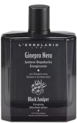 Лосьон после бритья L'Erbolario Черный можжевельник Энергизирующий (100мл)