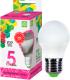 Лампа ASD LED Шар Standard 5Вт 230В Е27 6500К 450Лм -