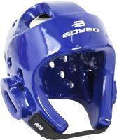 Шлем для таэквондо BoyBo Premium / BHT44 (XS, синий) -
