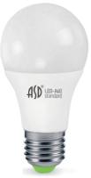 Лампа ASD LED A60 Standard 15Вт 230В Е27 3000К 1350Лм -