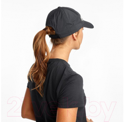 Кепка-фонарь Saucony 2021 Doubleback Hat / SAU900014-BK (Black)