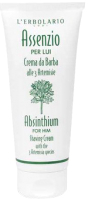 Крем для бритья L'Erbolario Абсент (100мл) -