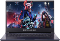 Игровой ноутбук Dream Machines G1650-14BY50 -