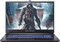 Игровой ноутбук Dream Machines G1650Ti-17BY51 -