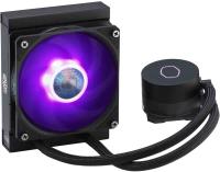 Кулер для процессора Cooler Master MasterLiquid ML120L V2 RGB (MLW-D12M-A18PC-R2) -