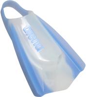 Ласты ARENA Powerfin Pro Fed 002496 170 (р-р 42-43, прозрачный/синий) -