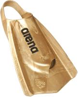 Ласты ARENA Powerfin Pro Fed 002496 300 (р-р 44-45, золотой) -