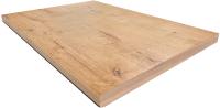 Столешница для шкафа-стола Интерлиния Дуб бунратти 26 (60x60) -