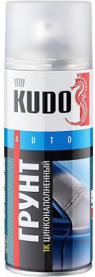 Грунтовка автомобильная Kudo Цинконаполненный / KU-2301