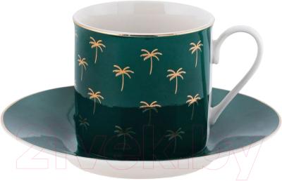 Фото - Чашка с блюдцем Home and You 56879-MIX-FIL fil noir pубашка